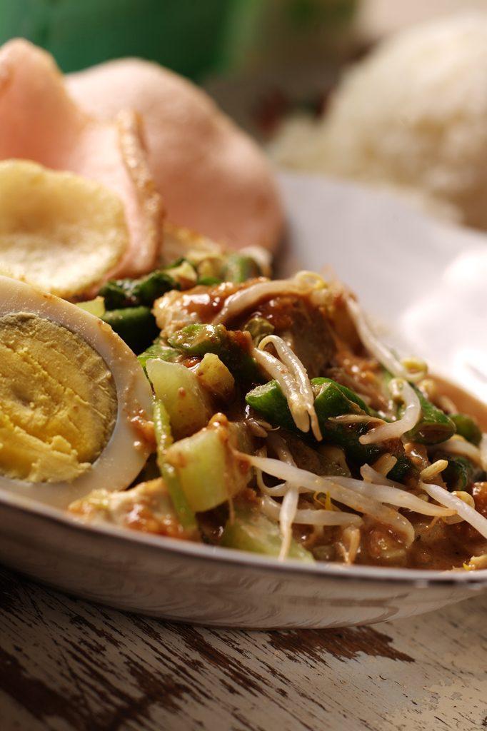 Diet dan Sehat yang paling Indonesia ! – Gado-Gado