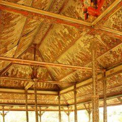 LUKISAN KAMASAN, Metode Melukis tradisional Bali