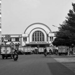 Old city of Jakarta