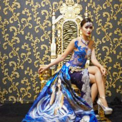 Epic of Mahabharata, Fashion Designer Shinta Chrisna