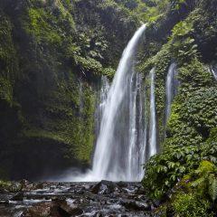 Air Terjun Tiu Kelep, Pulau Lombok
