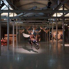 Pameran Heri Dono 'Animachines' Di Färgfabriken, Stockholm