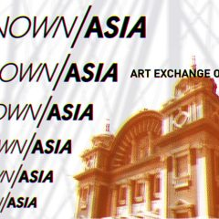 "ART EXCHANGE OSAKA ""UNKNOWN ASIA"" in Japan 2015"