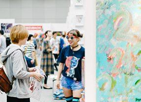 UNKNOWN ASIA ART EXCHANGE OSAKA 2018, batas akhir pendaftaran tanggal 15 Juni 2018