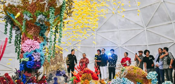 ARTJOG 2018 – ENLIGHTENMENT, May 4 – Juni 4 2018 di JOGJA NATIONAL MUSEUM