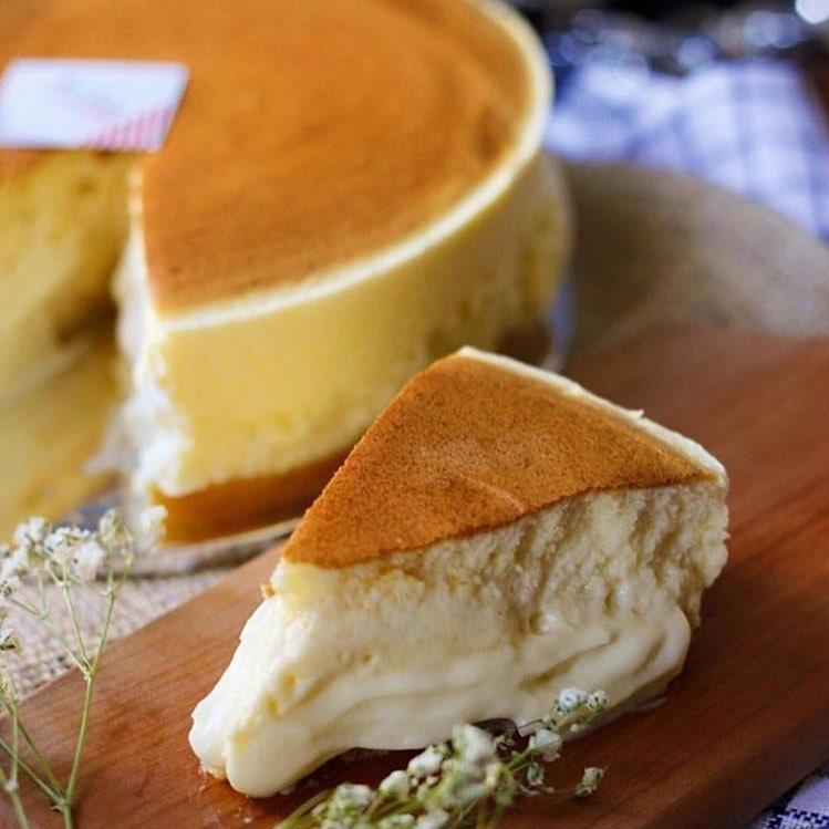 """Nikmati kelezatan """"Kibo Cheese"""" di Jakarta. toko khusus cheesecake yang meleleh di mulut."""