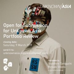 PORTFOLIO SUBMISSION UNKNOWN ASIA 2019 @ dia.lo.gue artspace