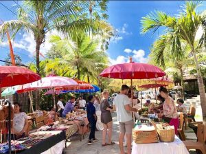 Ubud farmers and sunday Market on every Thursday & Sunday at The Mansion Bali