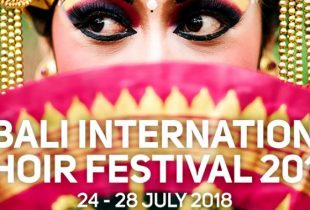 7th Bali International Choir Festival 2018, Bali - INDONESIA