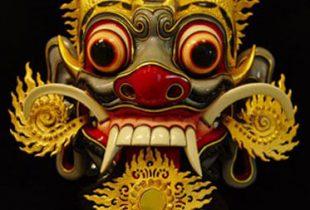Rumah Topeng dan Wayang Setiadarma di Bali