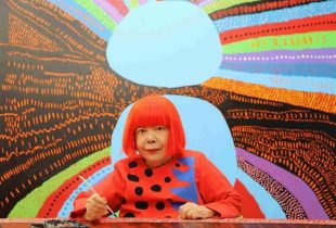 YAYOI KUSAMA MUSEUM to open on OCTOBER 1st, 2017 in Tokyo Japan