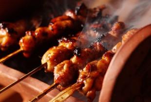 Cita rasa makanan Indonesia -  Sate Ayam Madura