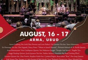 Ubud Village Jazz Festival 2019