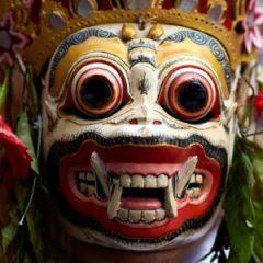 Cerita Ramayana dalam Wayang Wong desa Tejakula