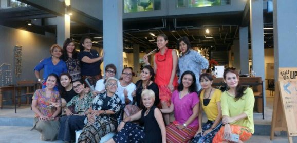 Komunitas Cinta Berkain Bali