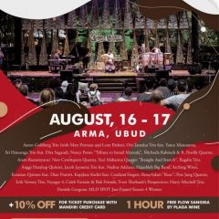 Ubud Village Jazz Festival 2019